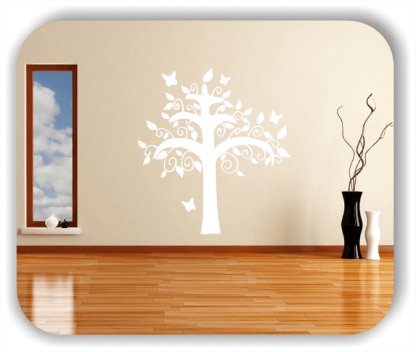 Wandtattoo - ab 50x55cm - Baum - Motiv 8259