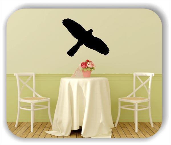 Wandtattoo - Vogel