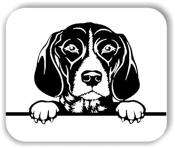 Wandtattoo - Hunde - Deutsch Kurzhaar - ohne Rassename