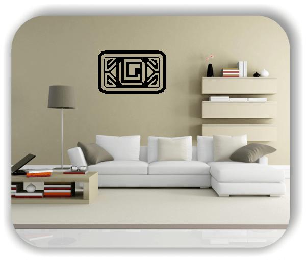 Wandtattoo - Mexican Design - Motiv 23