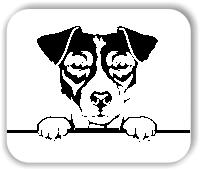 Wandtattoo - Hunde - Jack Russell Terrier Variante 3 - ohne Rassename