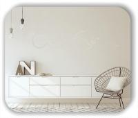 Wandtattoo - Schnörkel Design - ab 60 x 15 cm - Motiv 26