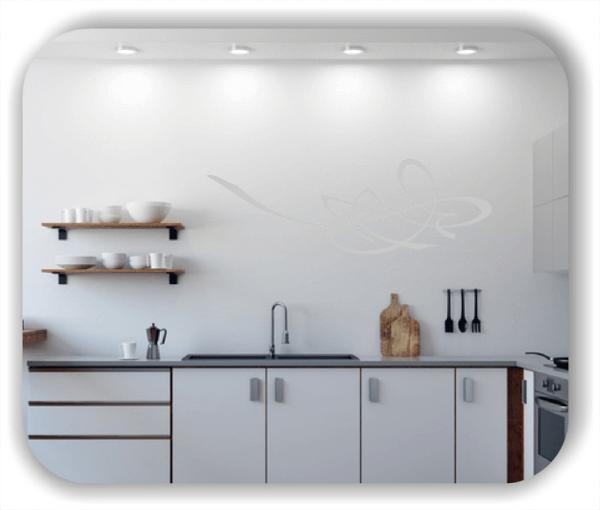 Wandtattoo - Schnörkel Design - ab 60 x 20 cm - Motiv 44