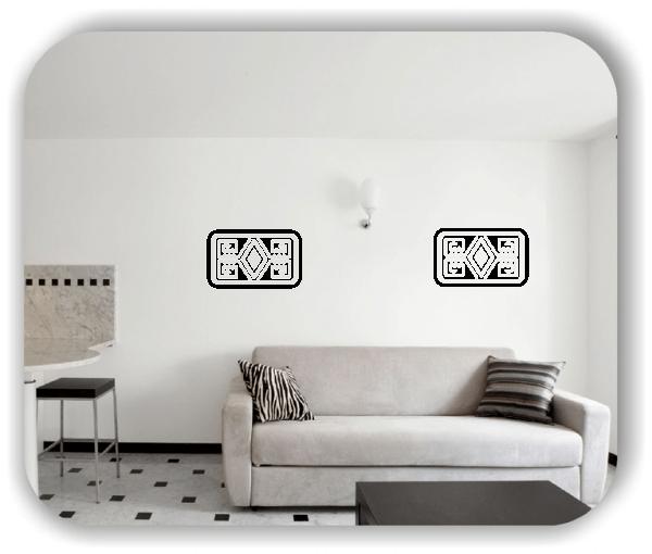 Wandtattoo - Mexican Design - Motiv 18