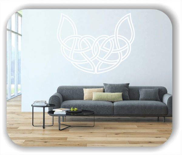 Wandtattoo - Geltic Design - Motiv 51