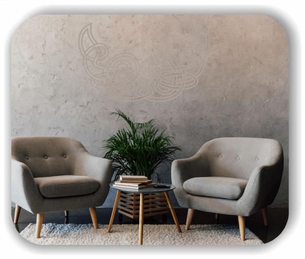 Wandtattoo - Geltic Design - Motiv 42