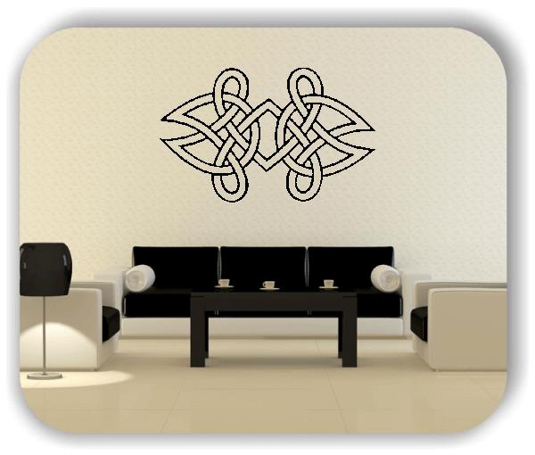 Wandtattoo - Geltic Design - Motiv 38