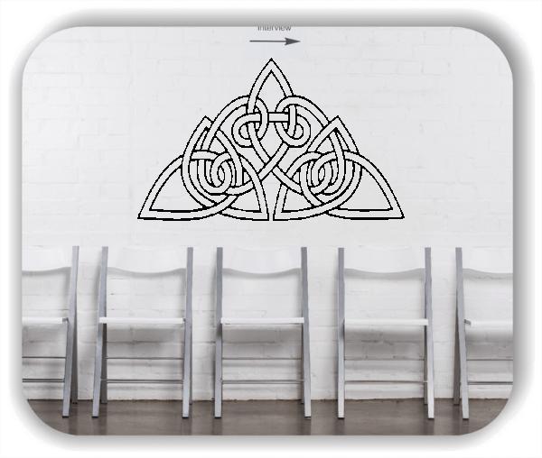 Wandtattoo - Geltic Design - Motiv 37