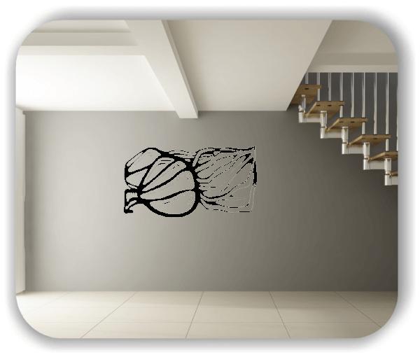Wandtattoo - Natur Ornamente - ab 50 x 25 cm - Motiv 93