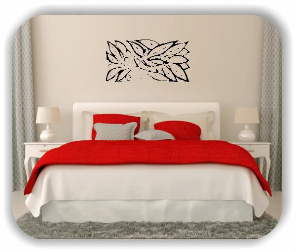 Wandtattoo - Natur Ornamente - ab 50 x 25 cm - Motiv 59