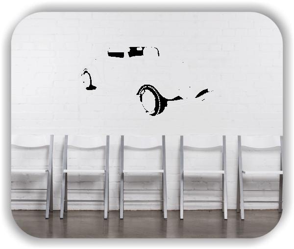 Wandtattoo - ab 50x34 cm - Oldtimer