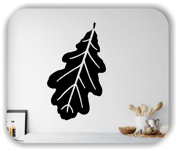Wandtattoo - ab 50x83cm - Blätter - Motiv 8202
