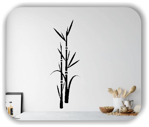 Wandtattoo - Japan Floral - ab 25x60 cm - Motiv 3252