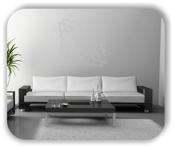 Wandtattoo - Geltic Design - Motiv 66