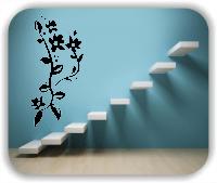 Wandtattoo - China Floral - ab 50x100 cm - Motiv 3191