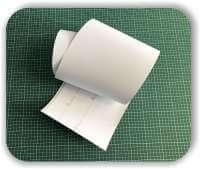 Avery 500 Matt - Breite 23 cm - Weiß