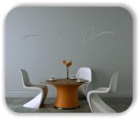 Wandtattoo - Schnörkel Design - ab 60 x 15 cm - Motiv 20