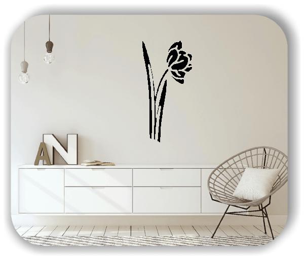 Wandtattoo - Schnittblumen - ab 25x50 cm - Motiv 9020