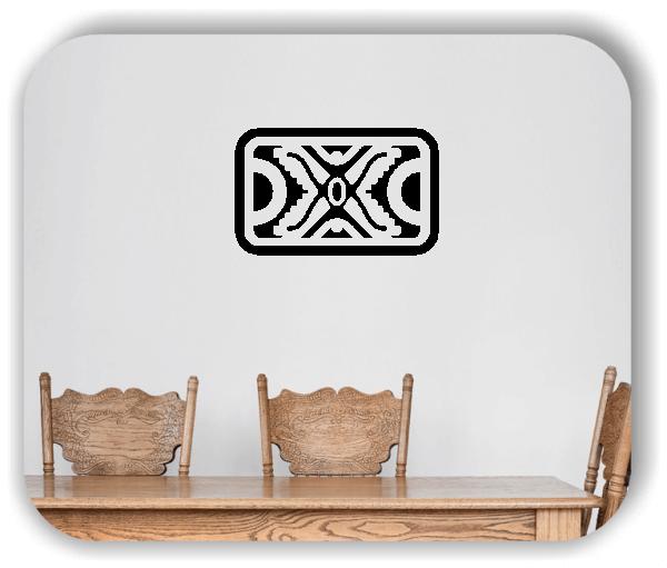 Wandtattoo - Mexican Design - Motiv 9