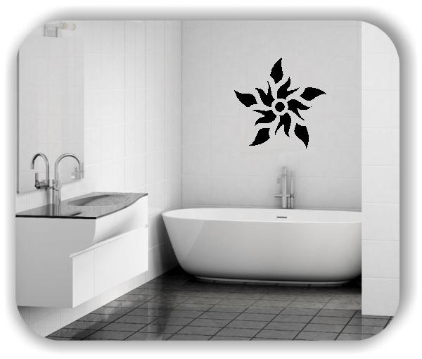 Wandtattoo - Florale Dingbats - ab 50x50 cm - Motiv 4108