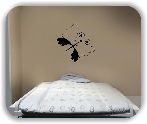 Wandtattoo - Schicker Schmetterling