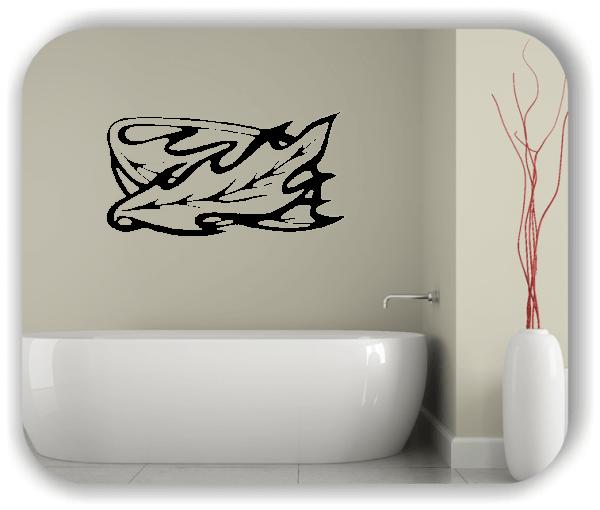 Wandtattoo - Natur Ornamente - ab 50 x 25 cm - Motiv 82
