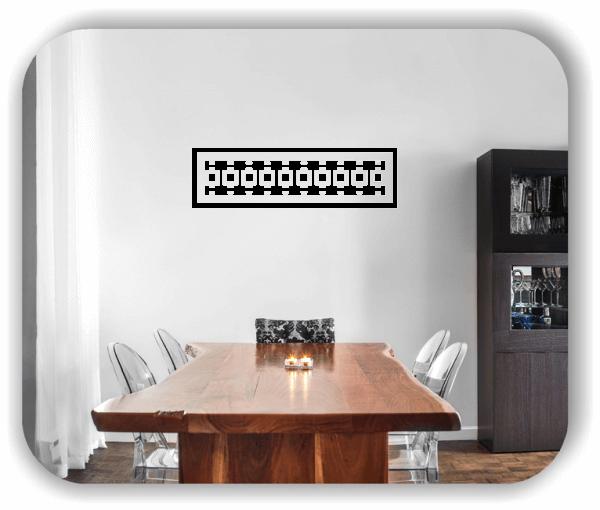 Wandtattoo - Mexican Design - Motiv 40