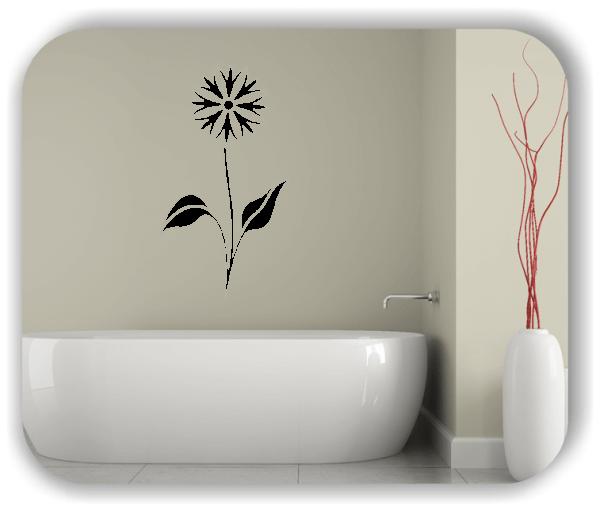 Wandtattoo - Schnittblumen - ab 28x50 cm - Motiv 9030