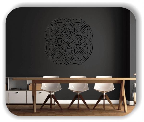 Wandtattoo - Geltic Design - Motiv 64