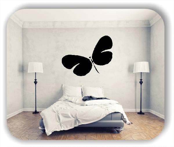 ❤ Wandtattoo - Schmetterling