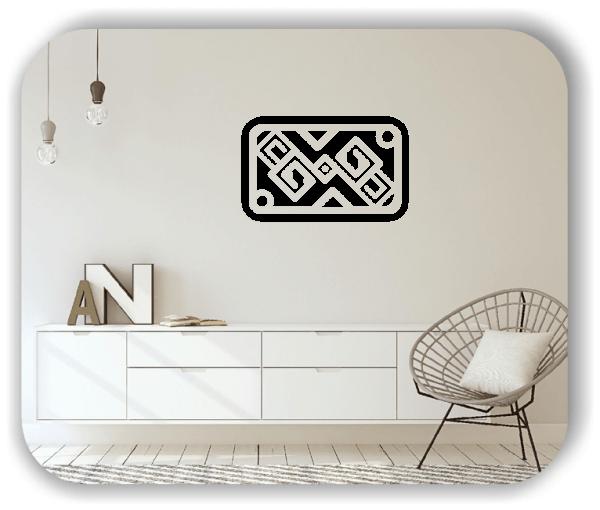 Wandtattoo - Mexican Design - Motiv 27