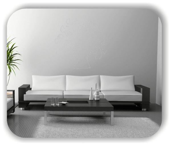 Wandtattoo - ab 50x50cm - Baum