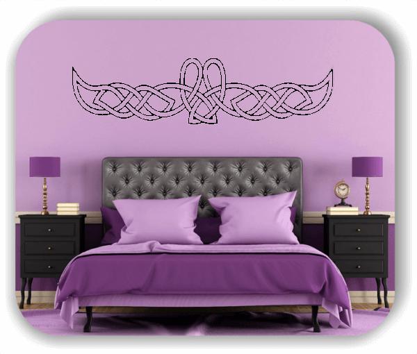 Wandtattoo - Geltic Design - Motiv 12