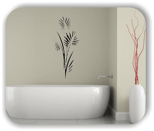 Wandtattoo - Japan Floral - ab 25x60 cm - Motiv 3263
