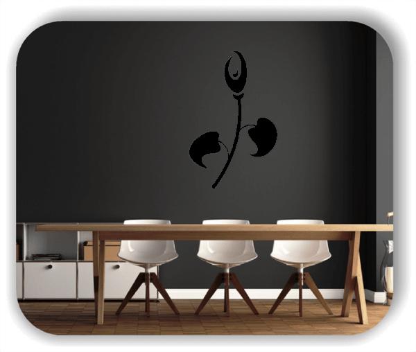 Wandtattoo - Schnittblumen - ab 32x50 cm - Motiv 9038