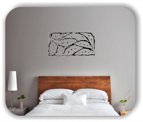 Wandtattoo - Natur Ornamente - ab 50 x 25 cm - Motiv 54