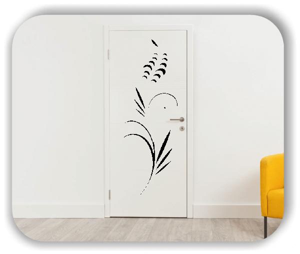Wandtattoo - Japan Floral - ab 25x60 cm - Motiv 3251