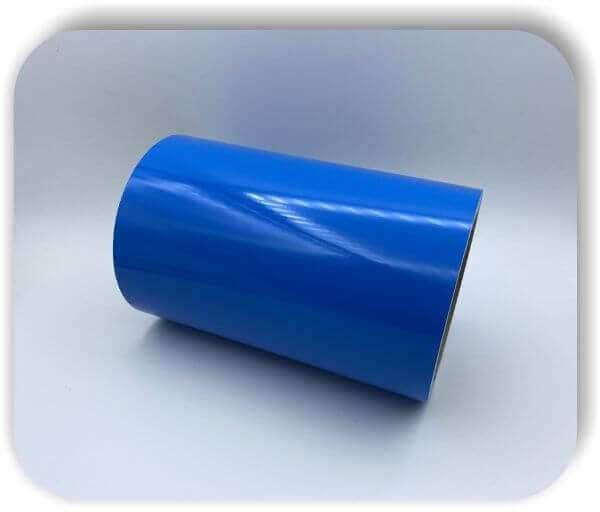 Boots Zierstreifen 150 mm Auto Dekorstreifen Brilliant Blau 753