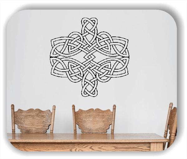 Wandtattoo - Geltic Design - Motiv 68