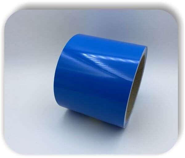 Boots Zierstreifen 120 mm Auto Dekorstreifen Brilliant Blau 753