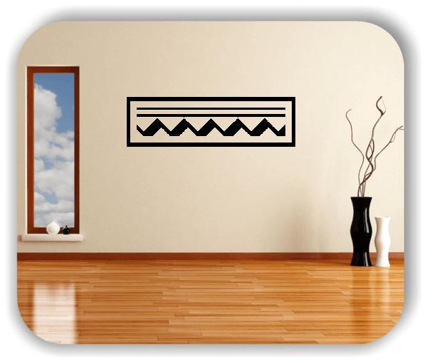 Wandtattoo - Mexican Design - Motiv 49