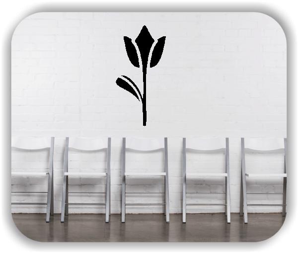 Wandtattoo - Schnittblumen - ab 25x50 cm - Motiv 9016