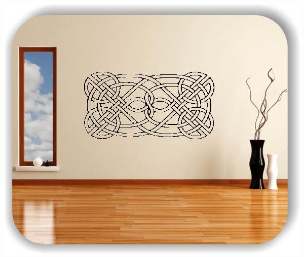 Wandtattoo - Geltic Design - Motiv 40