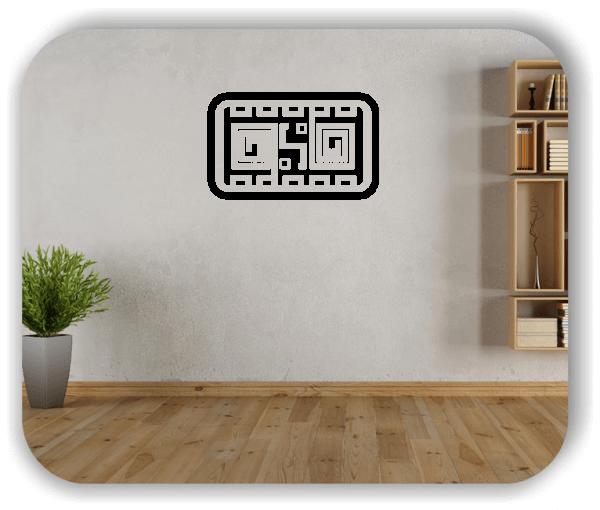Wandtattoo - Mexican Design - Motiv 28