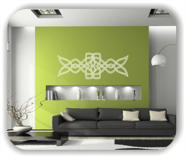 Wandtattoo - Geltic Design - Motiv 24