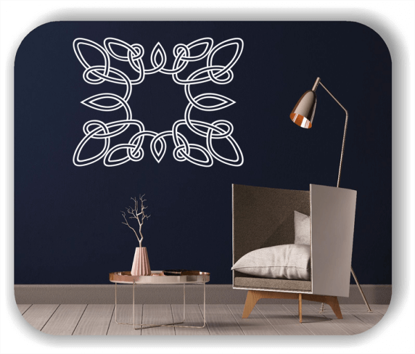 Wandtattoo - Geltic Design - Motiv 50