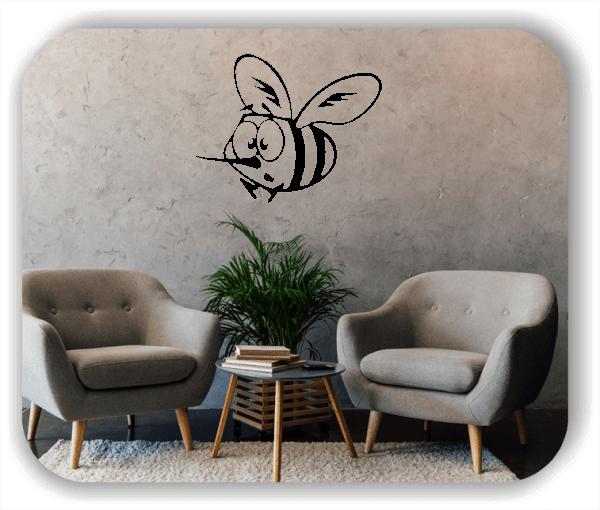 Wandtattoo - Kleine Biene