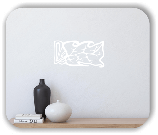 Wandtattoo - Natur Ornamente - ab 50 x 25 cm - Motiv 96