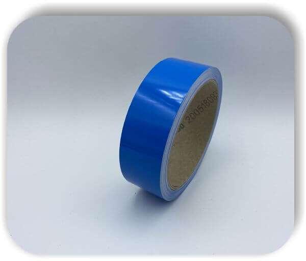 Boots Zierstreifen 50 mm Auto Dekorstreifen Brilliant Blau 753